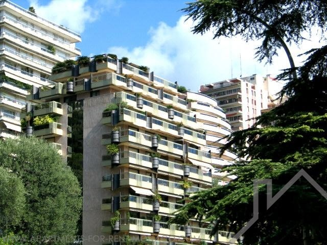 GARDEN HOUSE - Exotic garden, large dual usage studio - Apartments for rent in Monaco