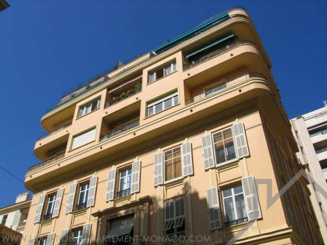 in the center, two rooms - Apartments for rent in Monaco