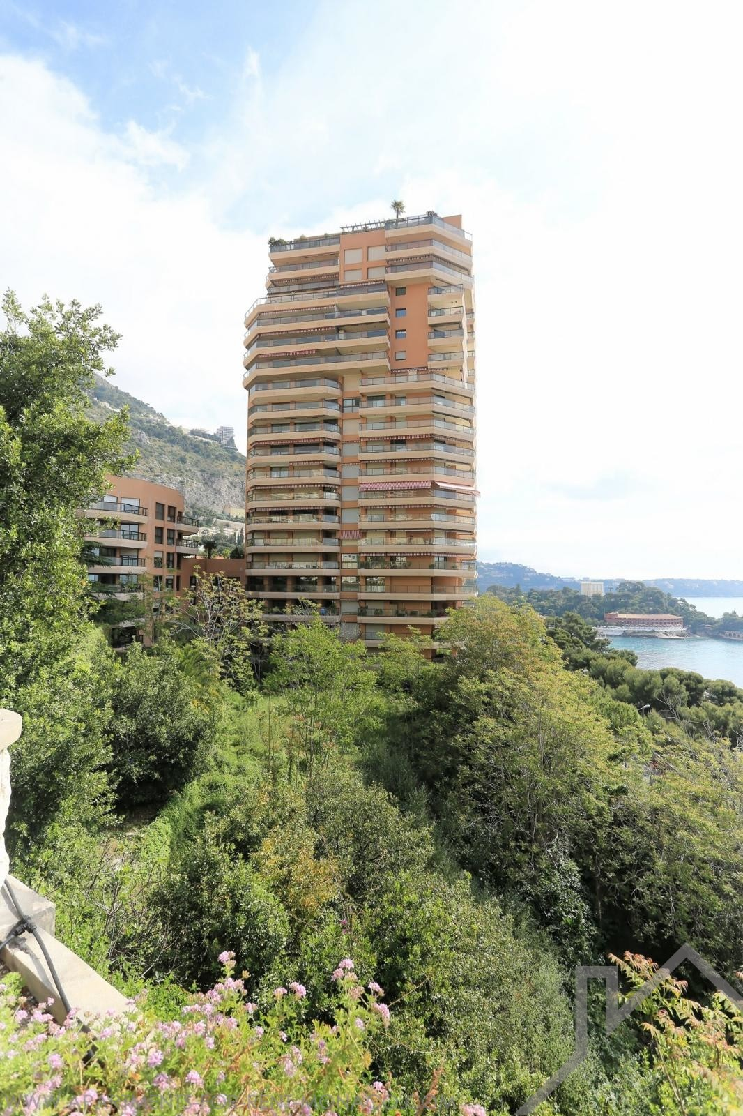 Monte Carlo Sun: large studio with parking - Apartments for rent in Monaco