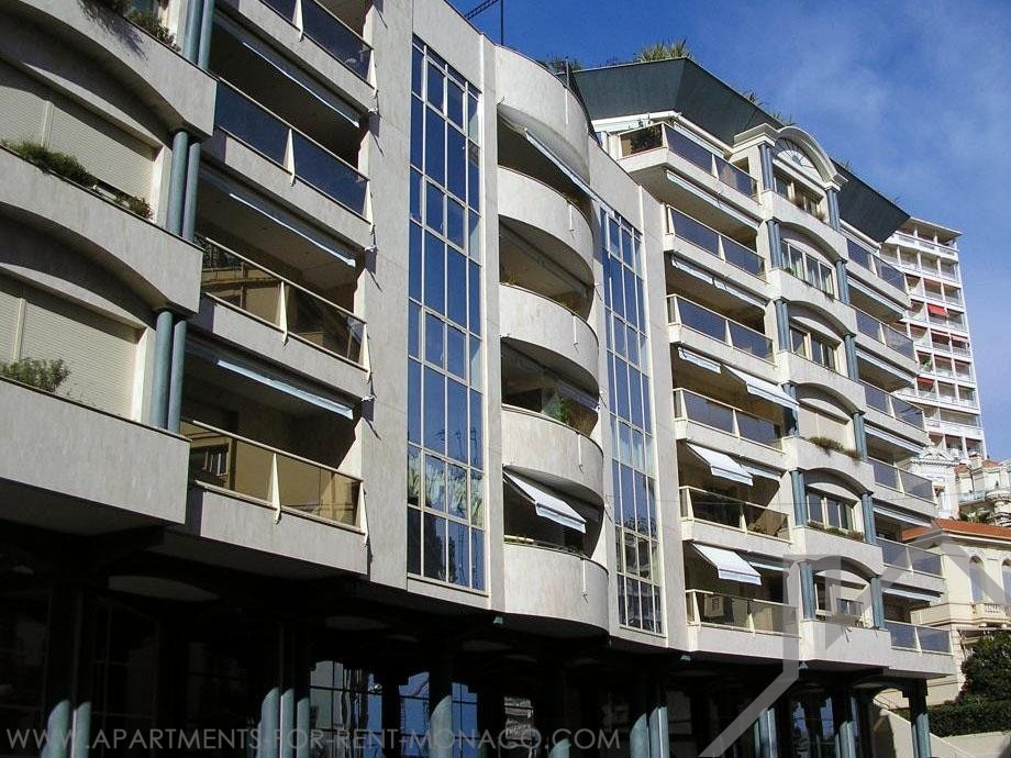 ROCAZUR - Parking - Apartments for rent in Monaco