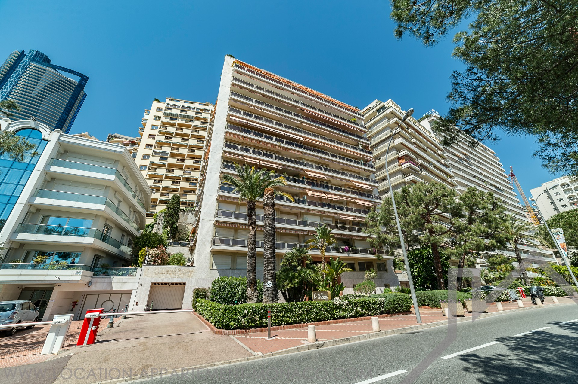 VALLESPIR - Closed Parking Space - Apartments for rent in Monaco