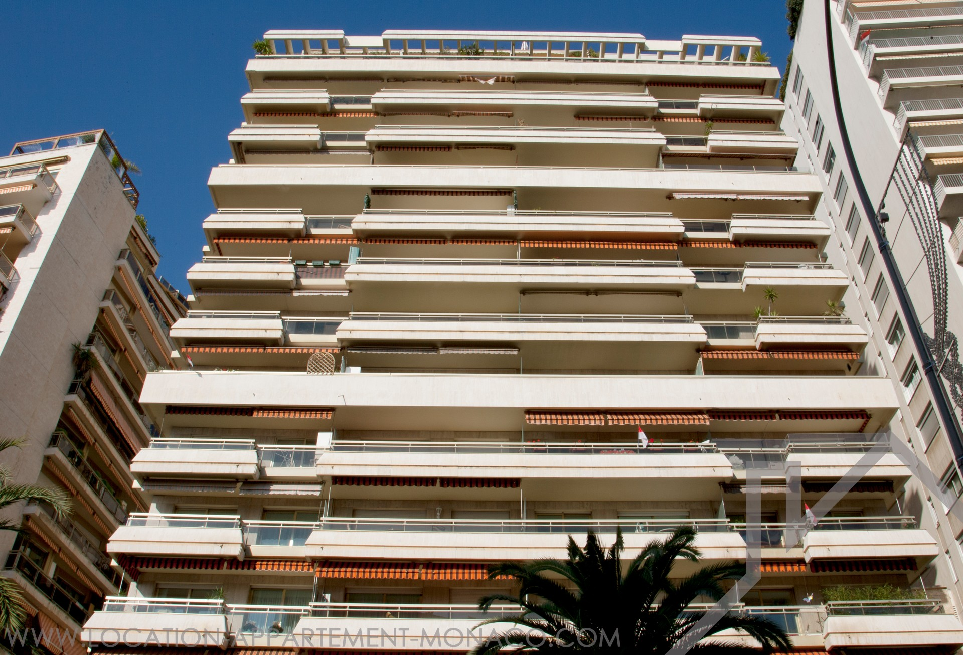 2 rooms Château Amiral - Apartments for rent in Monaco