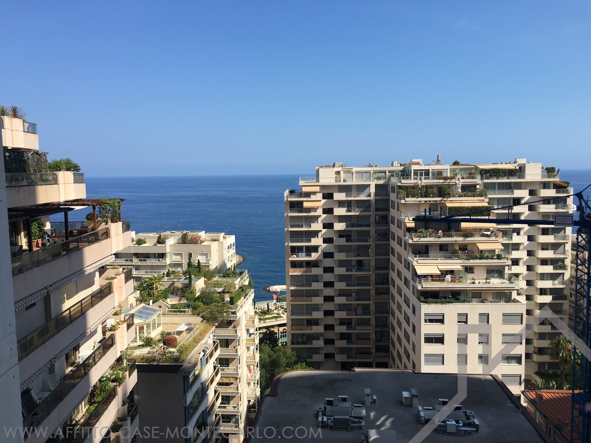 3 rooms apartment - Château Périgord II - Apartments for rent in Monaco