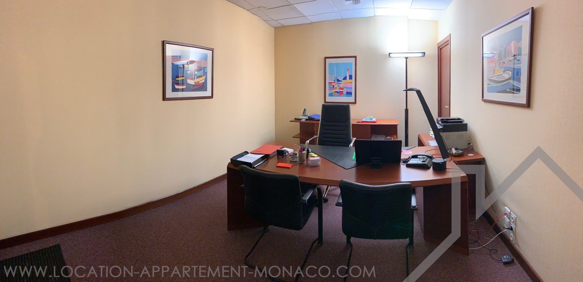 Office exclusive MBC - Apartments for rent in Monaco