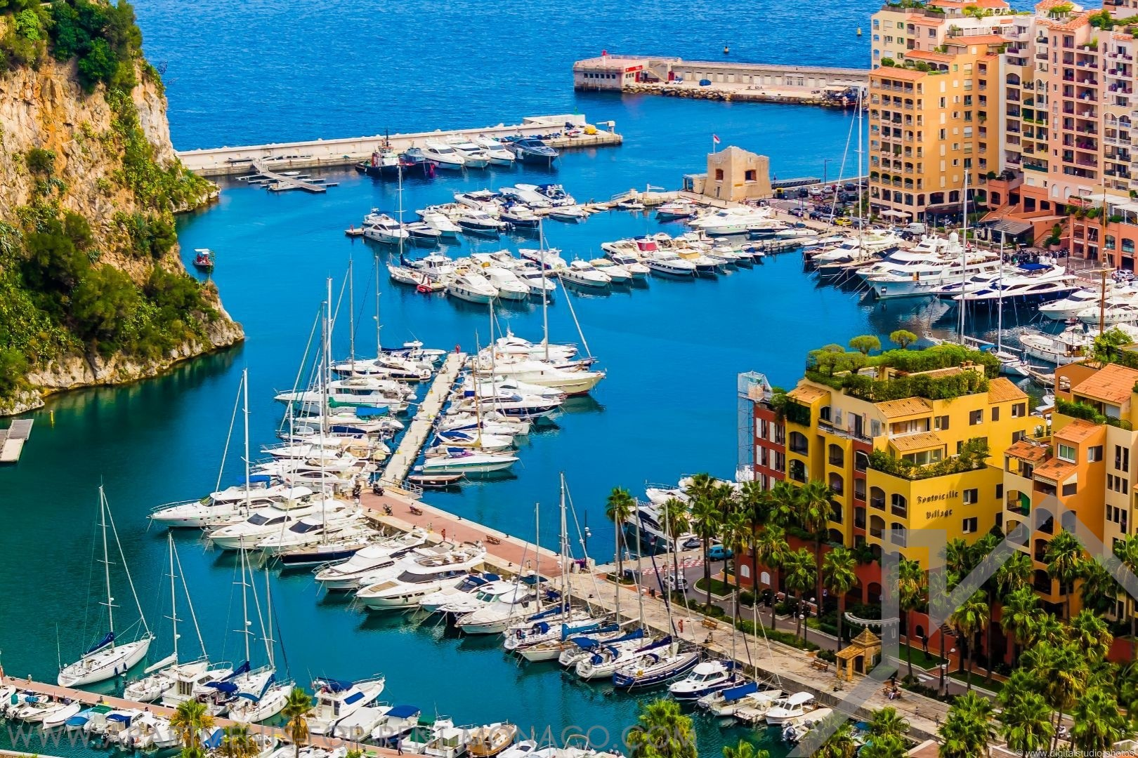 the mantegna - Apartments for rent in Monaco