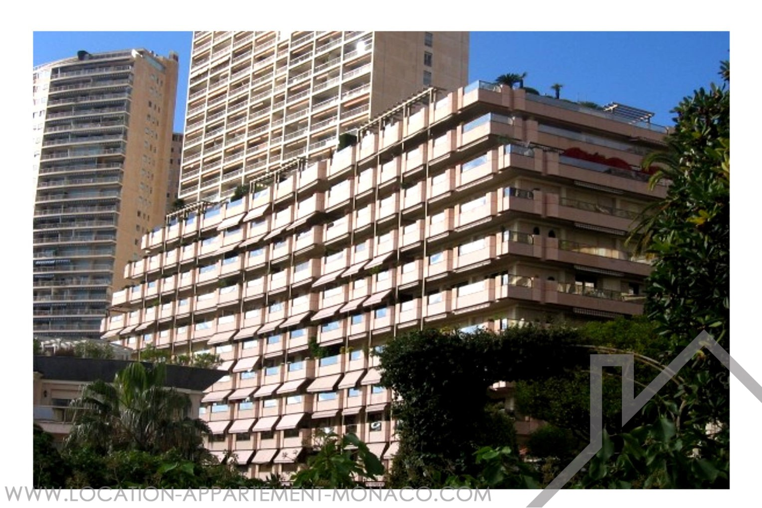 ROC FLEURI - Apartments for rent in Monaco