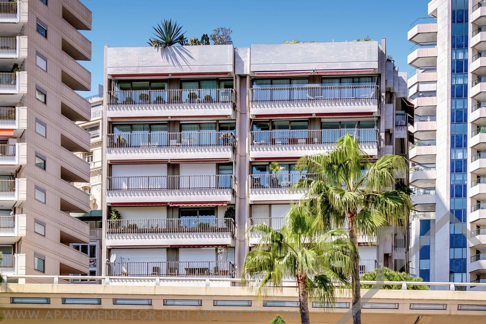 THE MIRABEL - Apartments for rent in Monaco