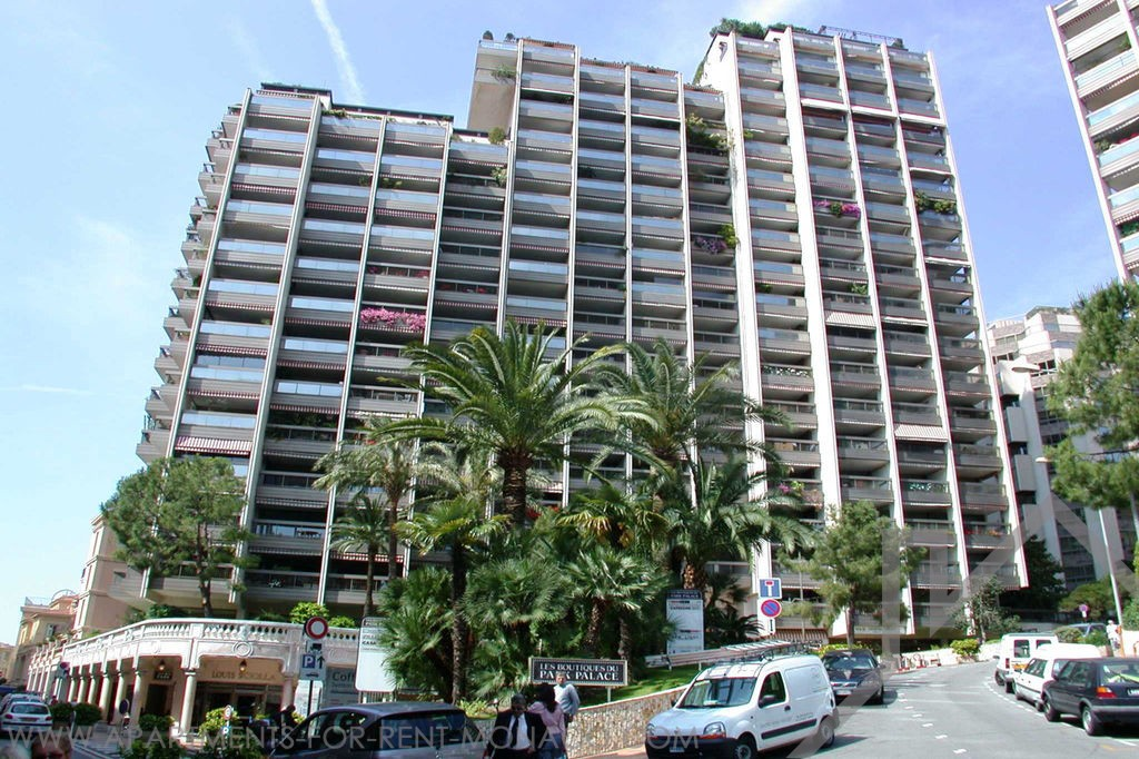 PARK PALACE - Apartments for rent in Monaco