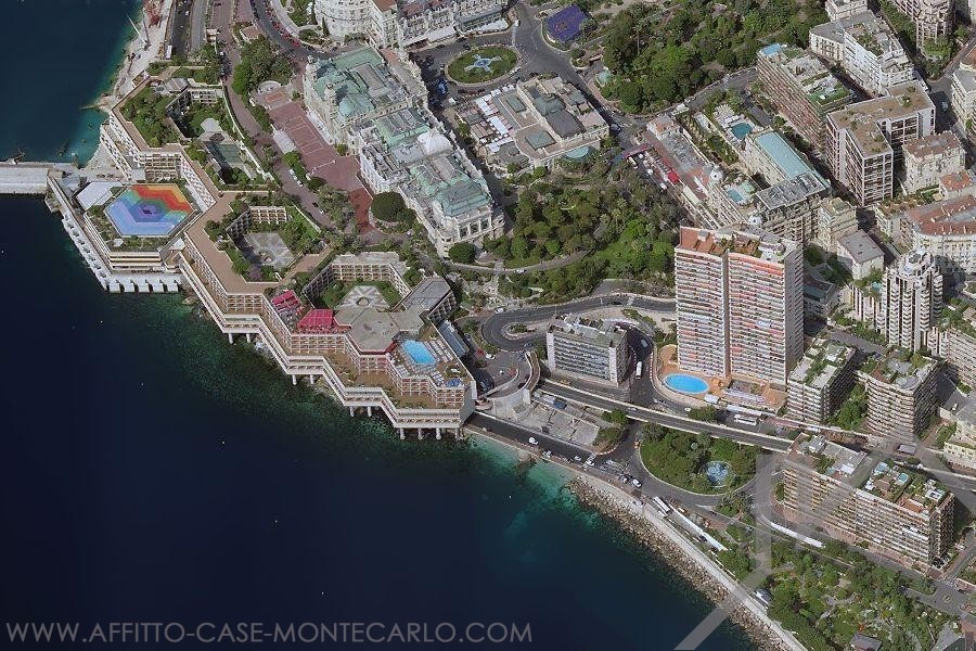 Monte Carlo Star - Parkings - Apartments for rent in Monaco