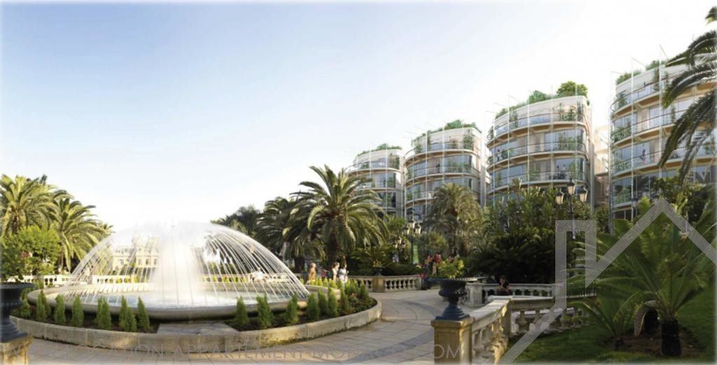 MONACO, LUXURY 3 ROOMS APARTMENT - Apartments for rent in Monaco