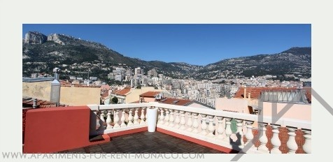 MONACO-VILLe, MANSION WITH FURNITURE - Apartments for rent in Monaco