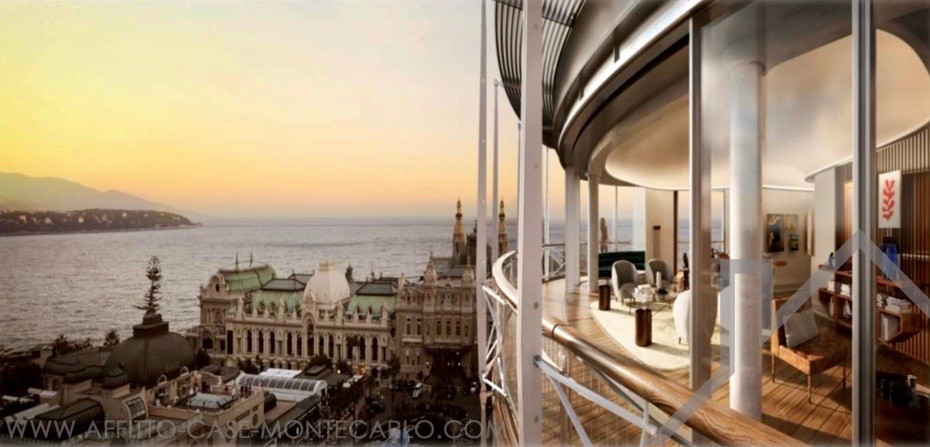 Residence One Monte Carlo - Apartments for rent in Monaco