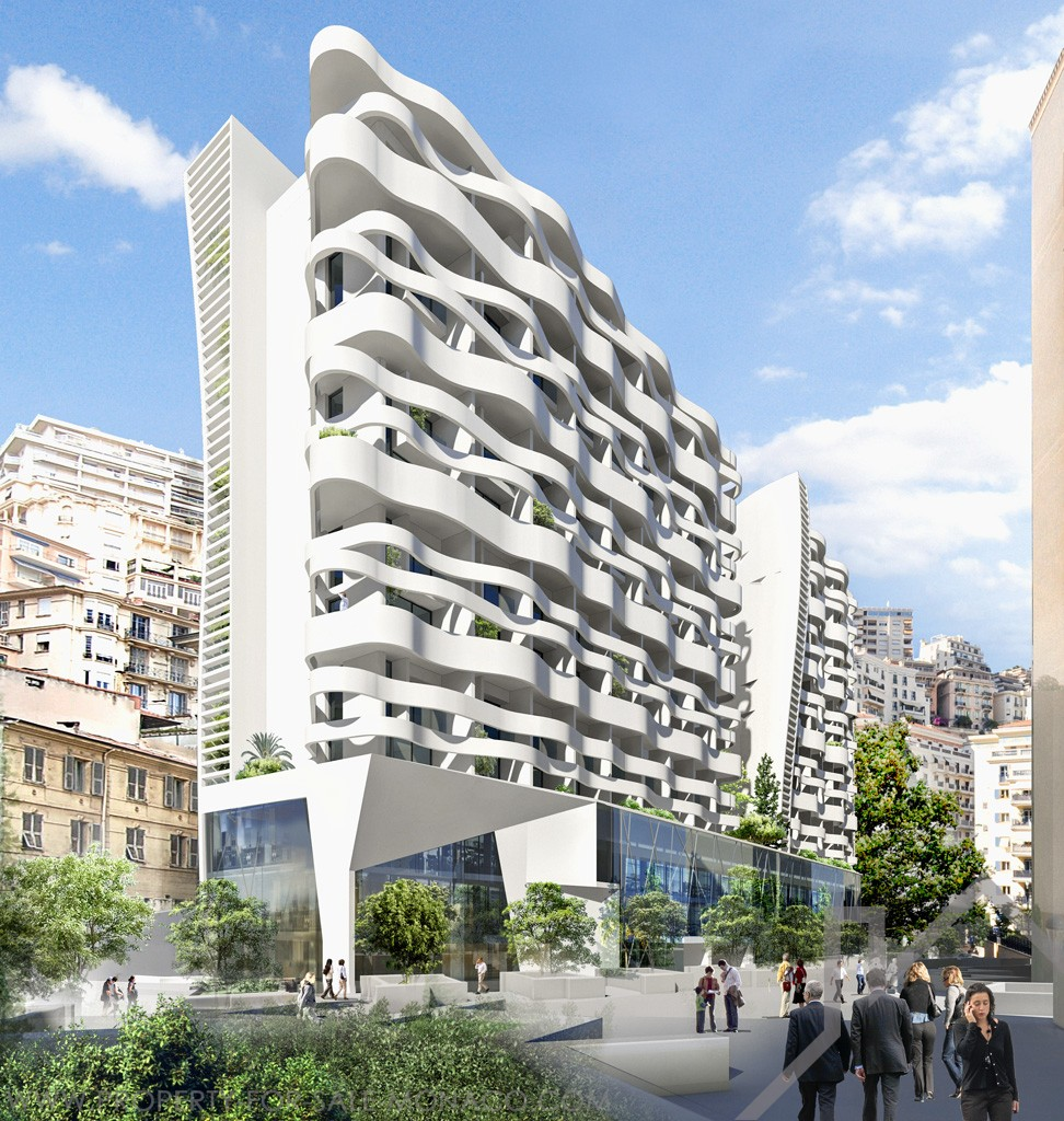 The Stella - Parking space - Apartments for rent in Monaco