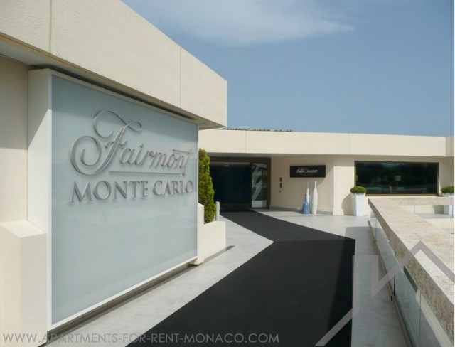 Studio - Résidence Fairmont - furnished - Apartments for rent in Monaco