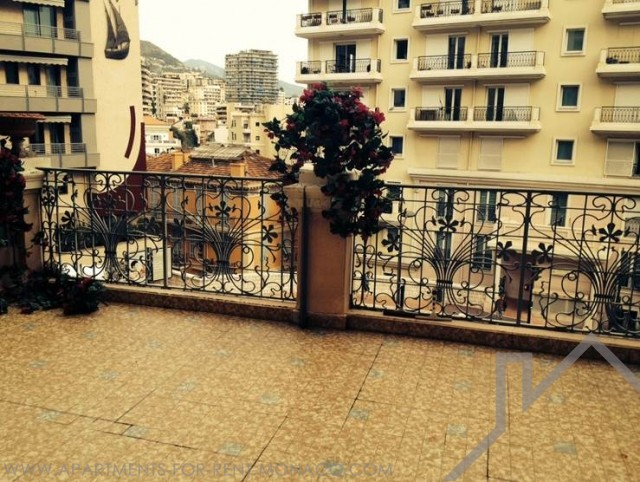 2 bedroom flat for rent - Condamine - Apartments for rent in Monaco