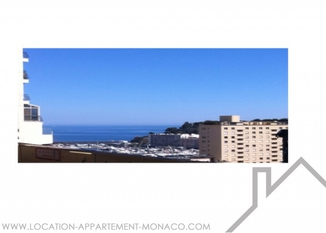 3 bedroom apartment - Villa Des Garets - Apartments for rent in Monaco