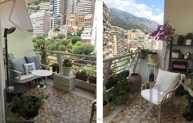 Studio - Eden Tower - Dual use - Apartments for rent in Monaco