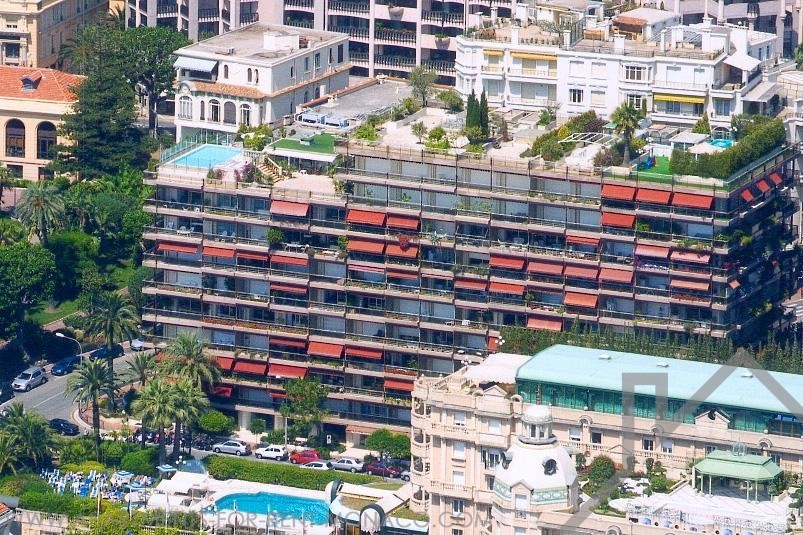 Parking Floralies - Golden sq. - Medium size - Apartments for rent in Monaco