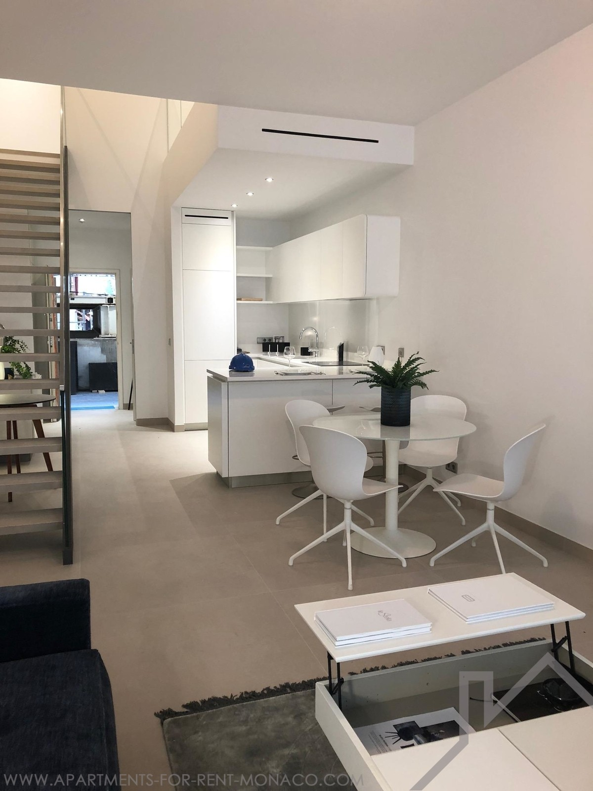 LE STELL ONE BEDROOM DUPLEX APARTMENT FOR RENT - Apartments for rent in Monaco