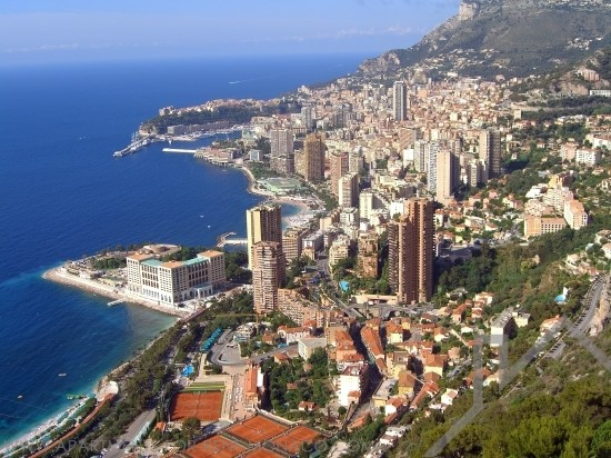 La Rousse - Office for rent - Apartments for rent in Monaco