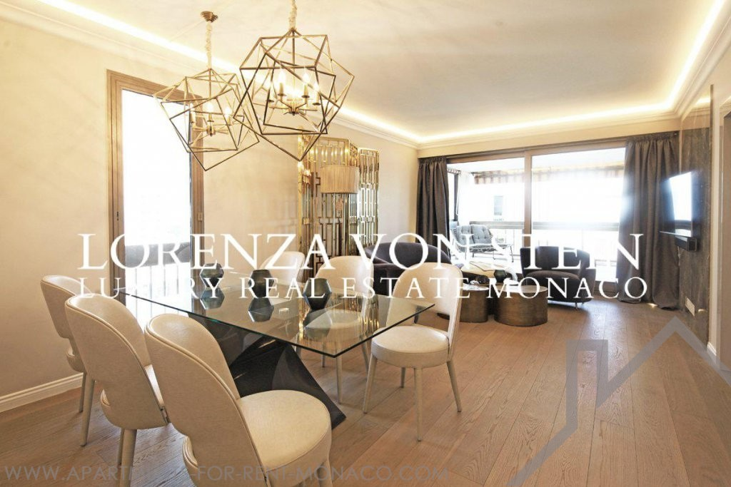 Park Palace - Furnished  - Sole Agent - Apartments for rent in Monaco