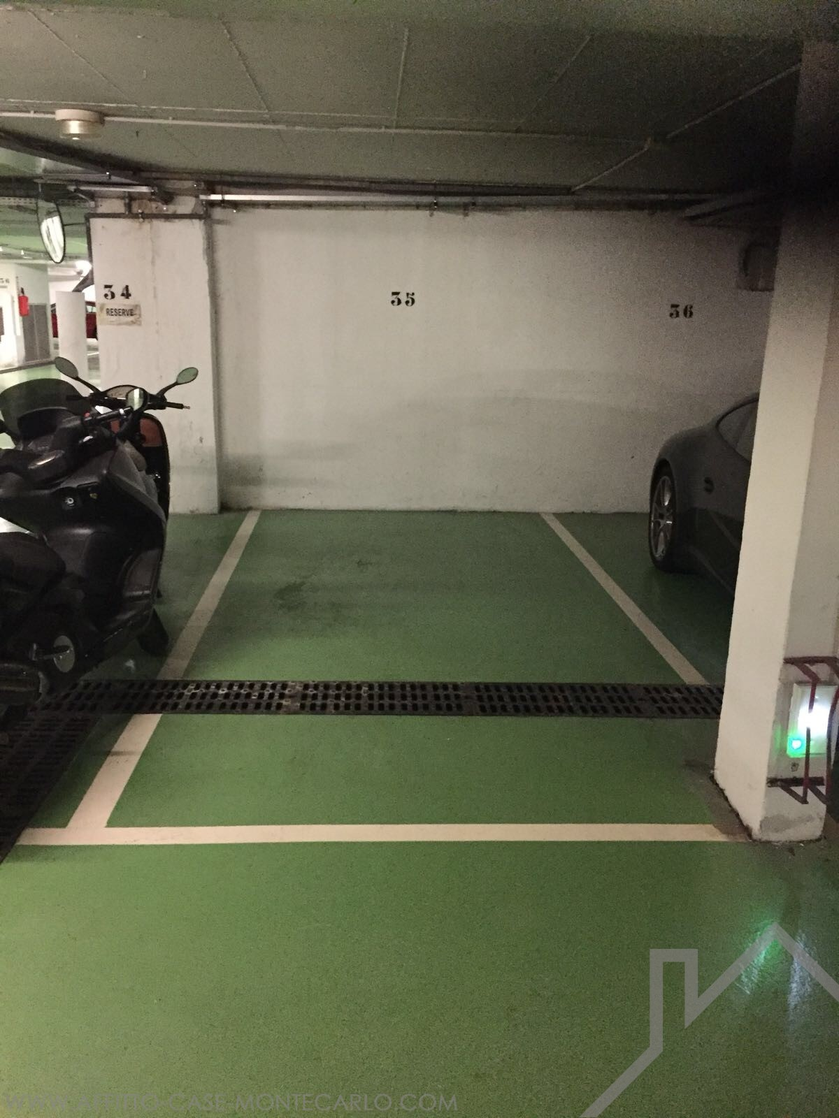 PARKING FONTVIEILLE BOTTICELLI - Apartments for rent in Monaco