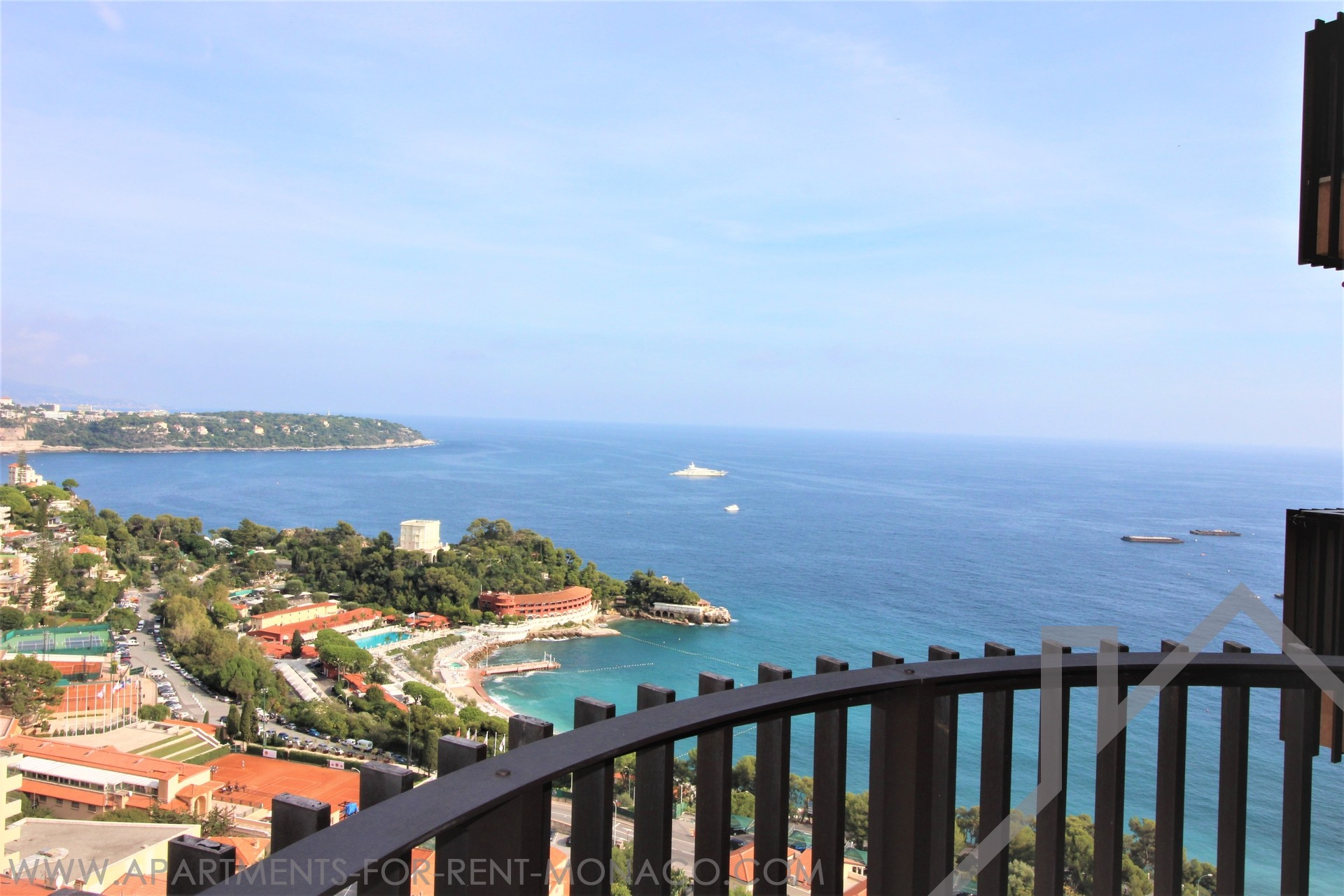 Beautiful 3 pieces with sea view - Apartments for rent in Monaco