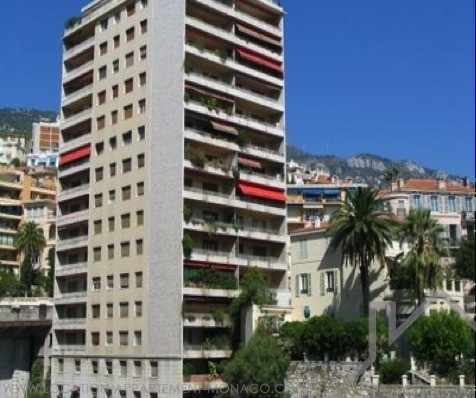 SPACIOUS STUDIO WITH A QUIET LOCATION - Apartments for rent in Monaco