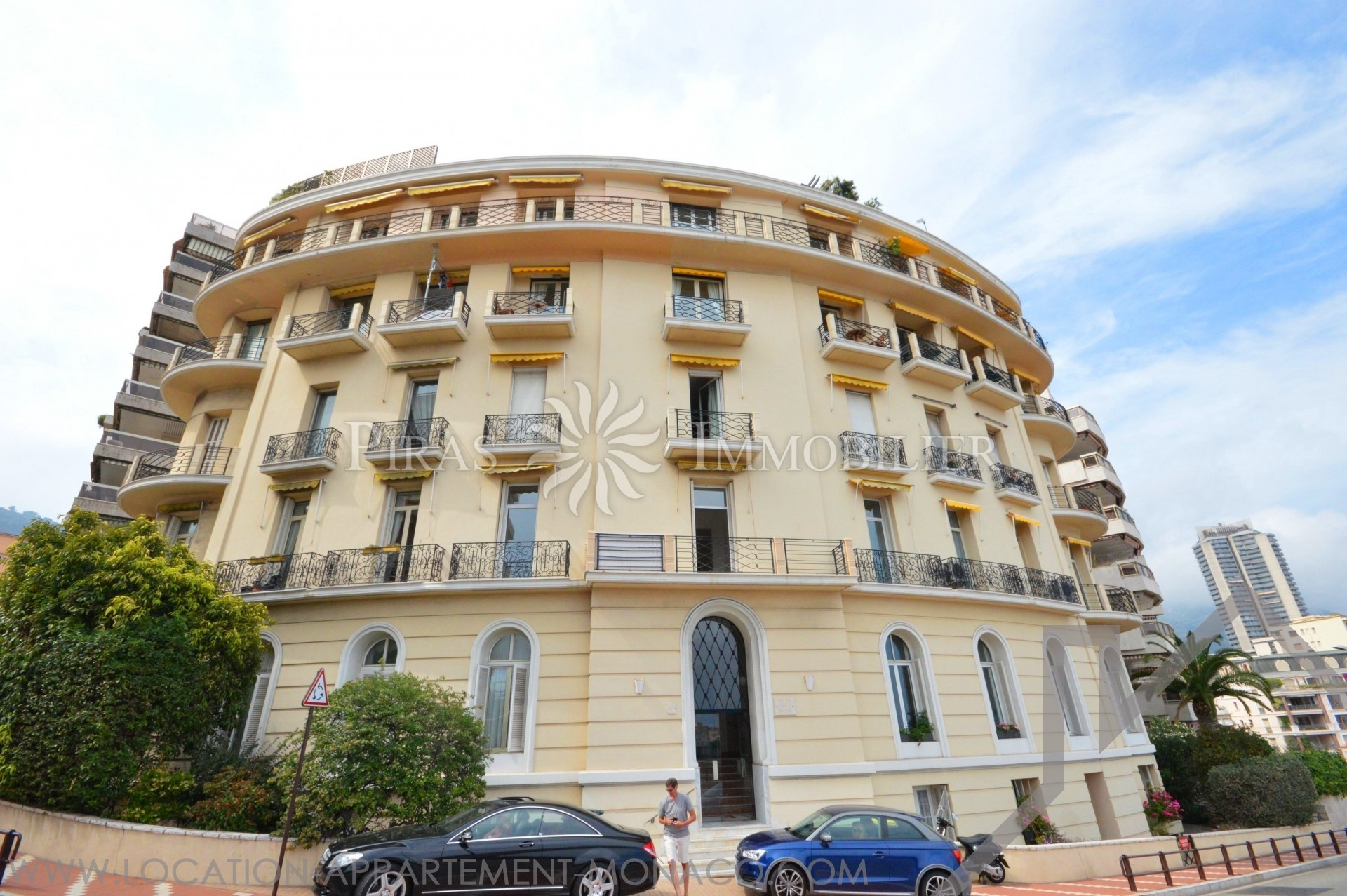 Charming 2 bed 39 apartment bd jardin exotique for Boulevard du jardin exotique monaco