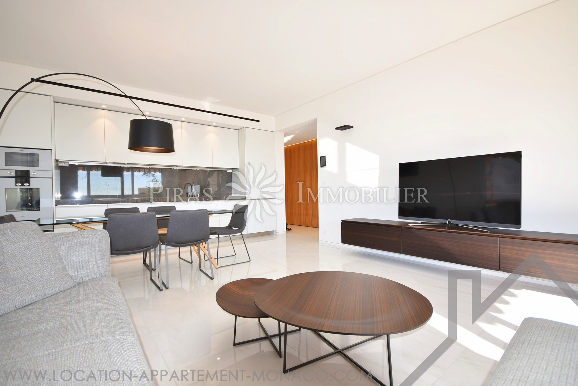 Oliviers Residence -Near Port/Casino- Furnished - Apartments for rent in Monaco