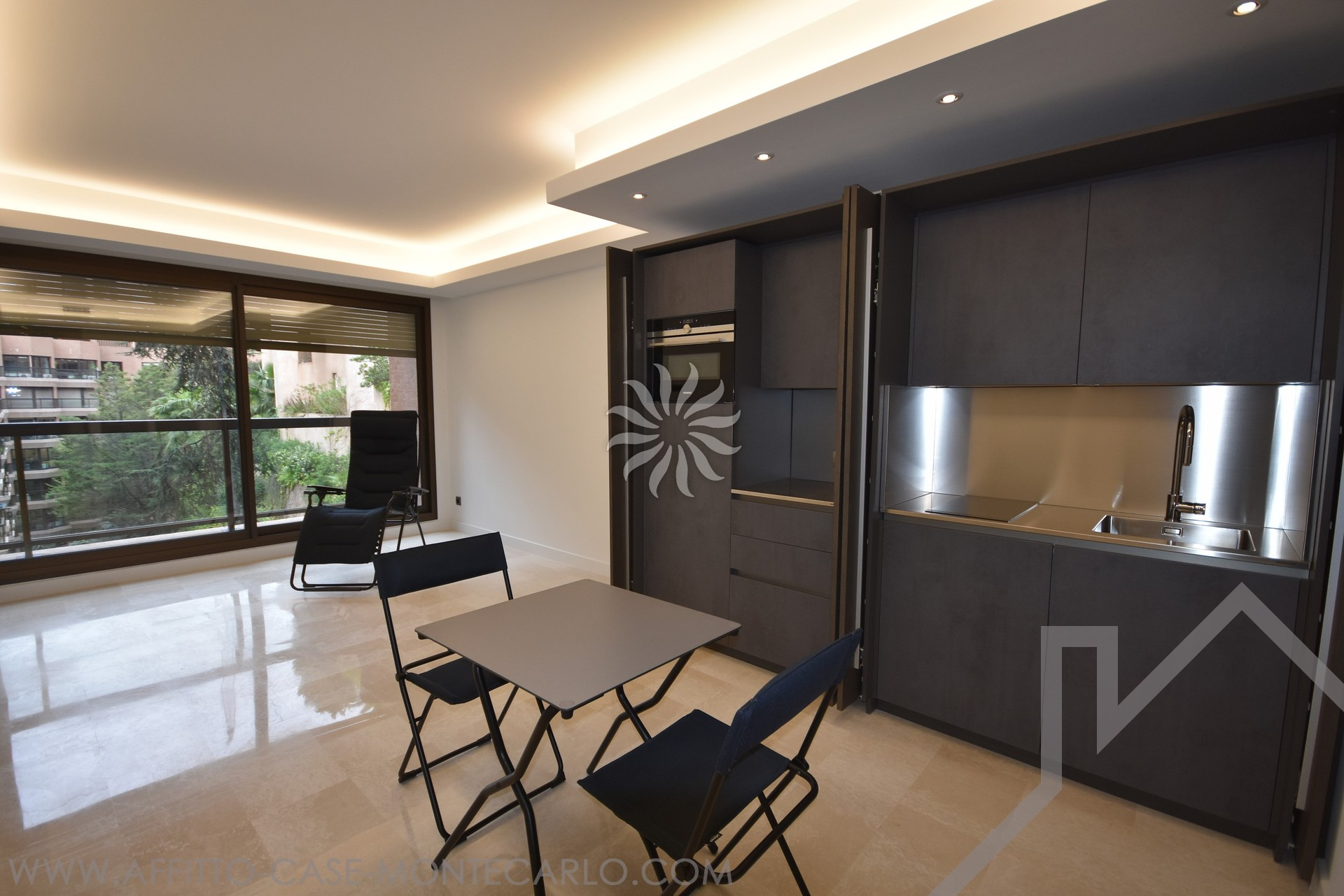 Monte Carlo Sun - New Modern Apartment - Apartments for rent in Monaco
