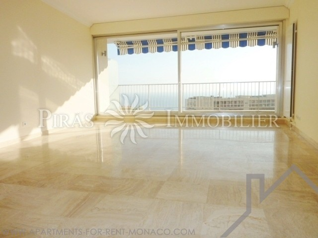 Amazing Sea View Apartment - Beach Area - Apartments for rent in Monaco