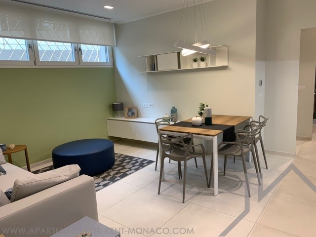 2 bedroom apartment to the rent at the Roqueville - Apartments for rent in Monaco