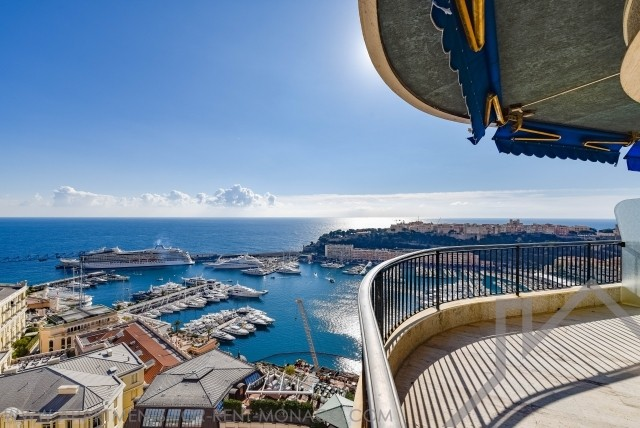 Spacious 2 bedroom apartment with nice view - Apartments for rent in Monaco