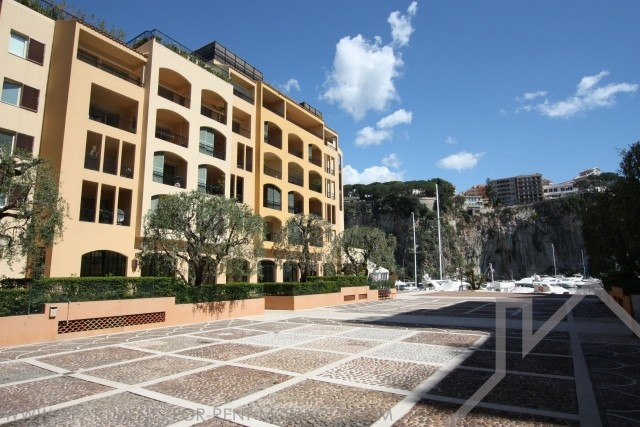 Studio on the port of Fontvieille - CMB 004-0040 - Apartments for rent in Monaco