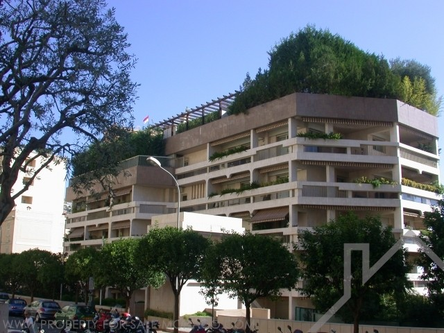 Offices in the Carré D'Or - Apartments for rent in Monaco