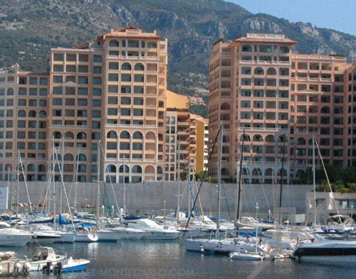 FONTVIEILLE MEMMO CENTER 2 ROOMS 169 m² CELLAR PARKING - Apartments for rent in Monaco