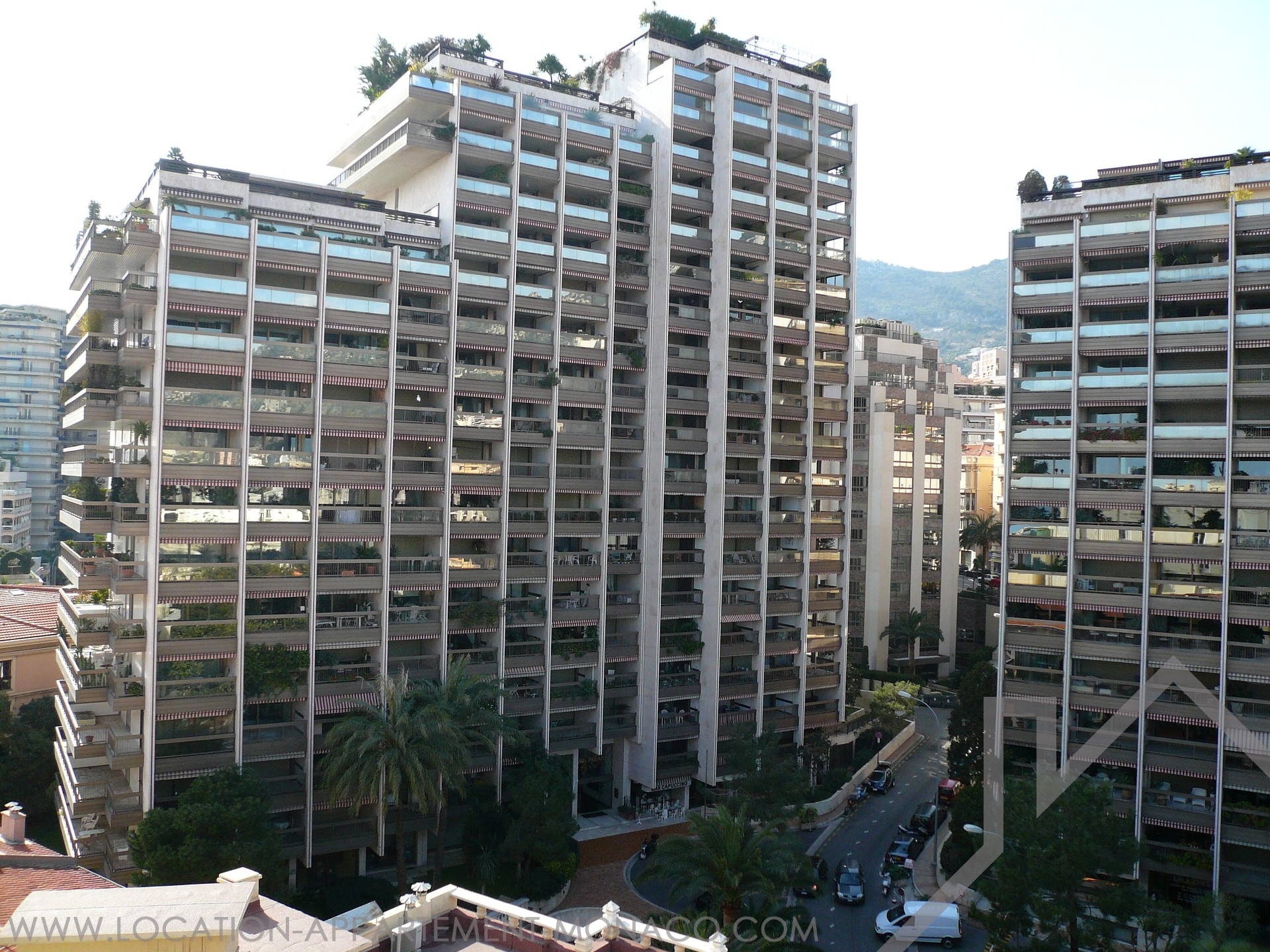 Park Palace - Beautiful 2 room apartment - Apartments for rent in Monaco