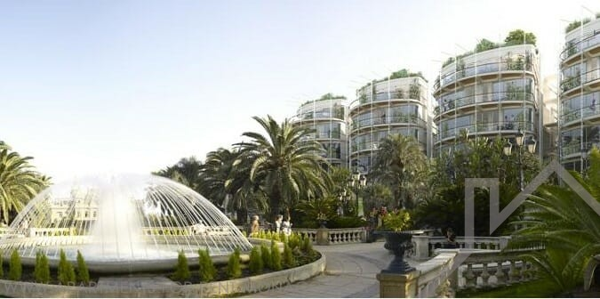 Three bedroom Apartment on the Casino Square - Apartments for rent in Monaco