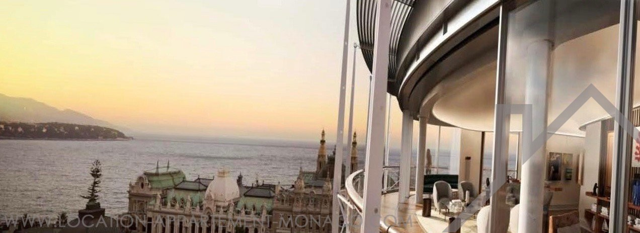ONE MONTE CARLO LOCATION 4 PIECES - Apartments for rent in Monaco