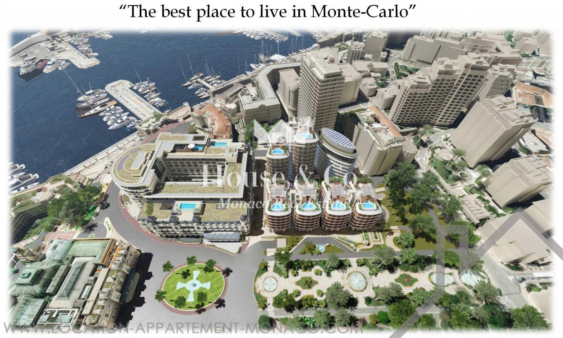 APARTMENTS IN HOTEL RESIDENCE FOR RENT - Apartments for rent in Monaco