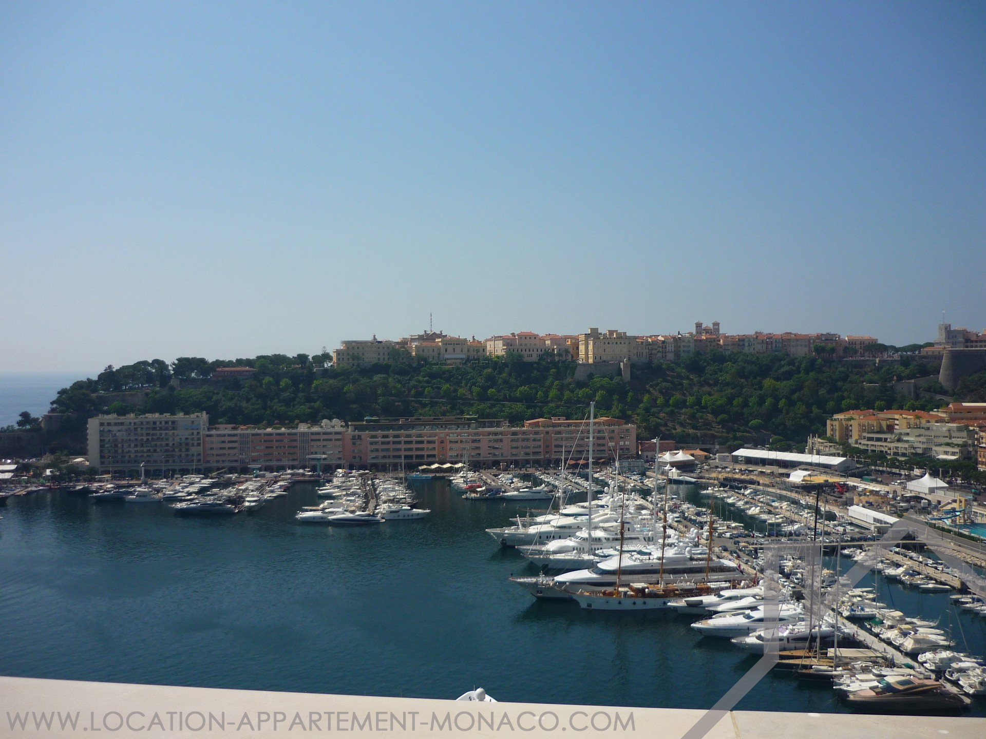 RARE - Close to the Casino gardens - Apartments for rent in Monaco
