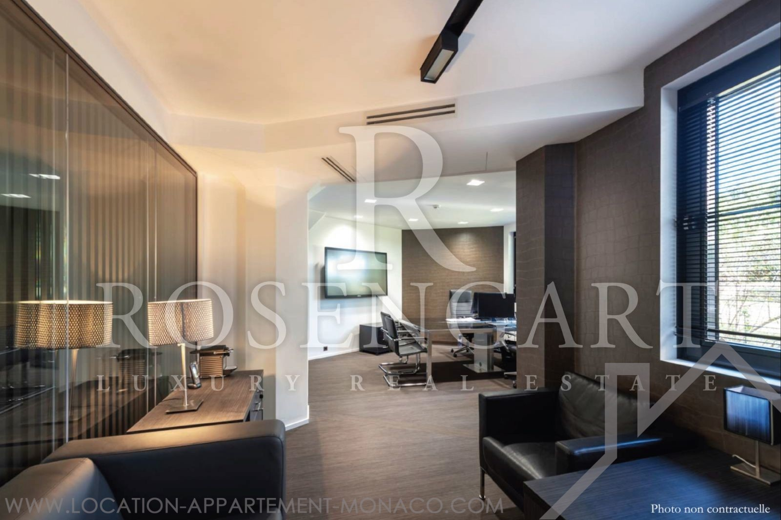 Luxurious Office in the Heart of the Golden Square - Apartments for rent in Monaco