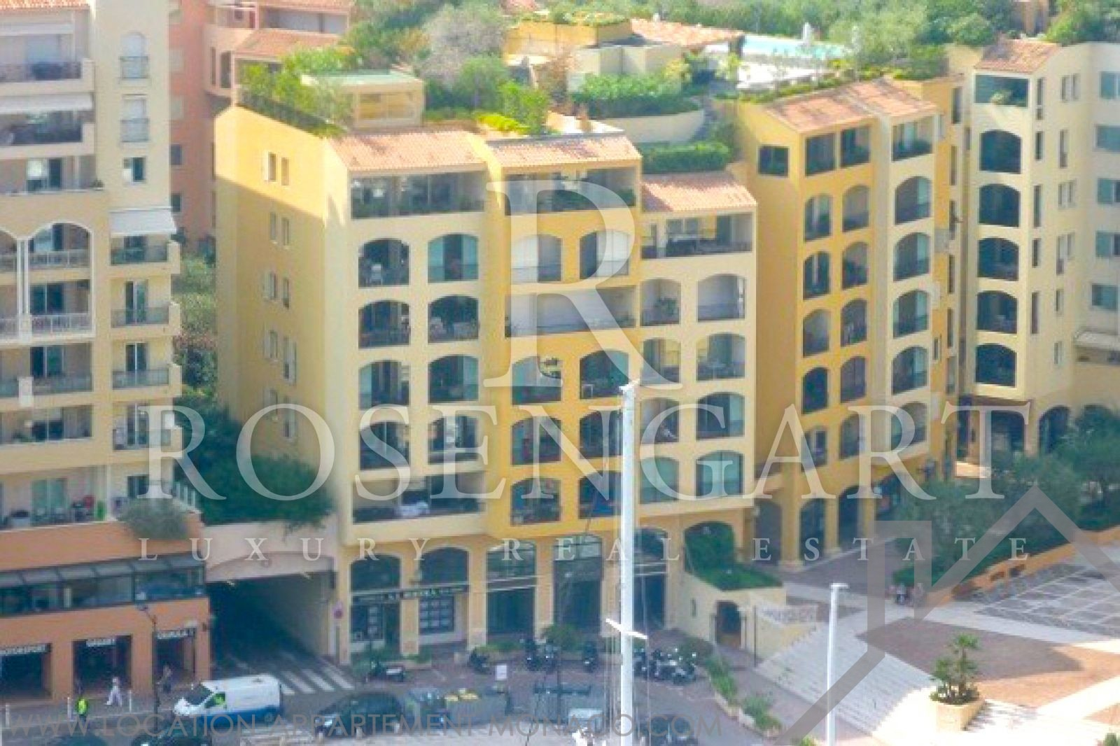 2 Room Apartment at the Leisure Harbour, Mantegna - Apartments for rent in Monaco
