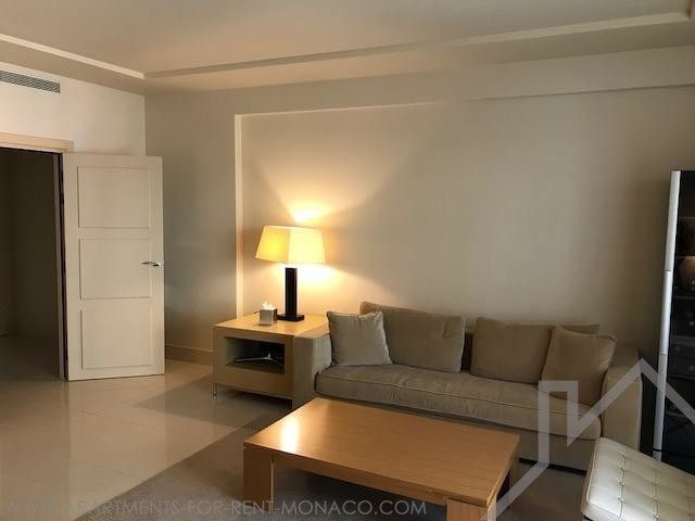 NICE 2-ROOMS RESIDENCE DU SPORTING - Apartments for rent in Monaco