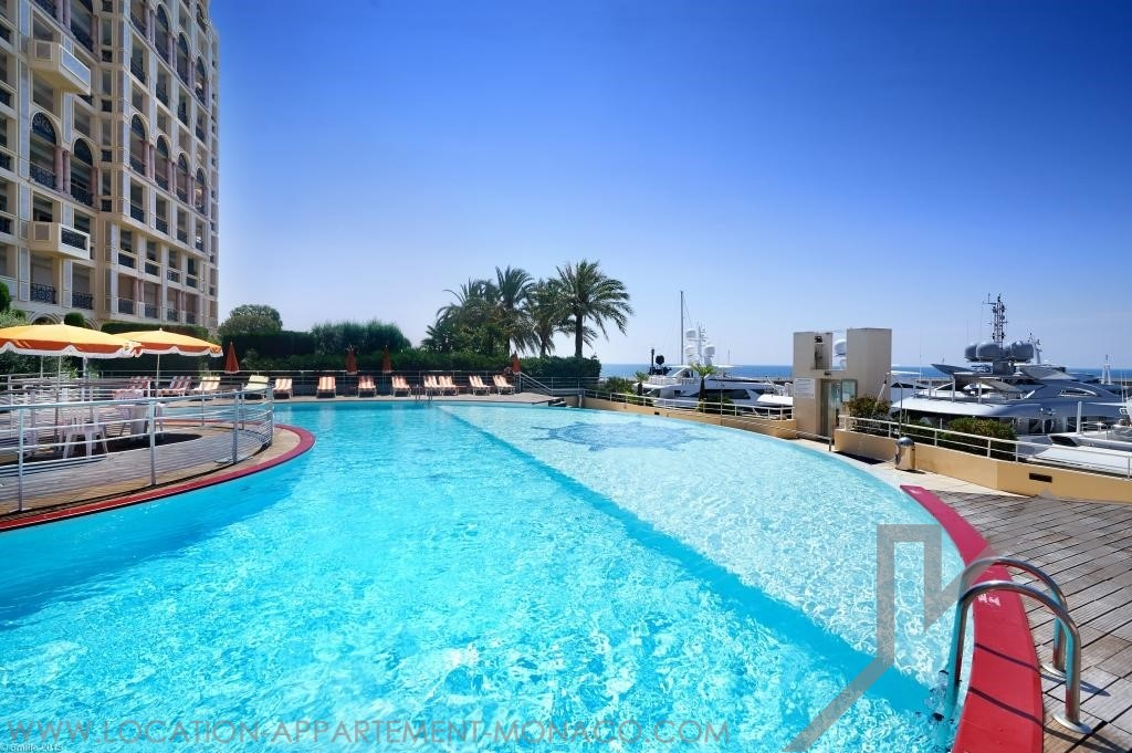 Luxury apartment sea view - Apartments for rent in Monaco