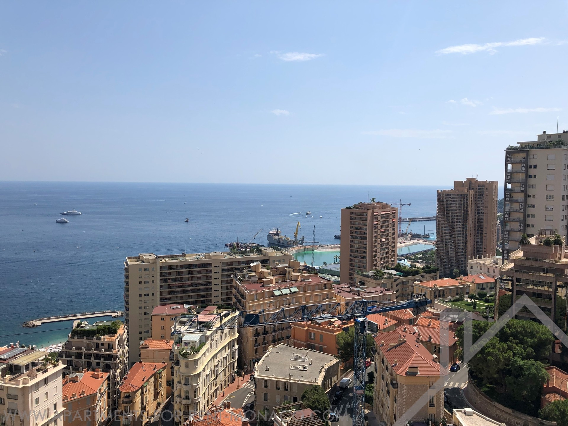 Central apartment - Apartments for rent in Monaco