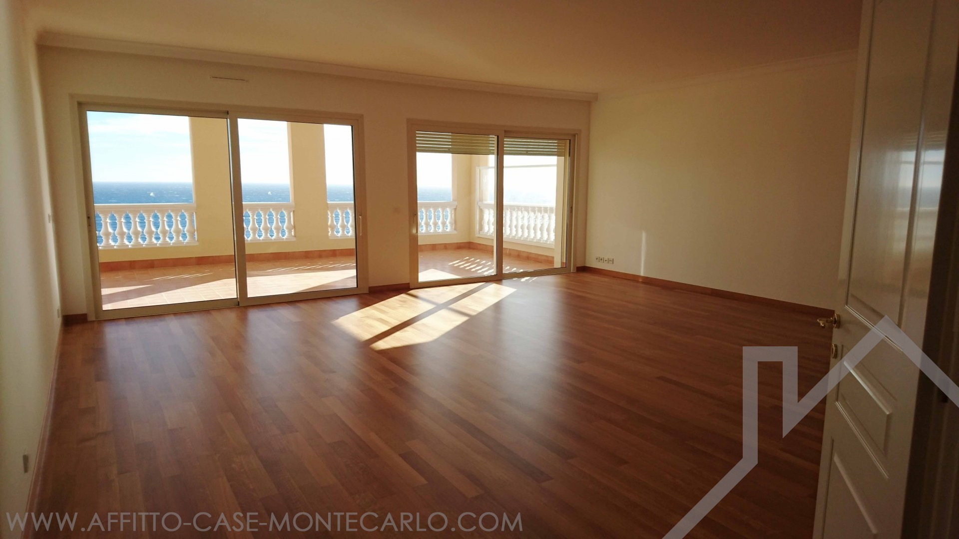 Fontvieille - Stunning 3-bedroom apartment - Apartments for rent in Monaco