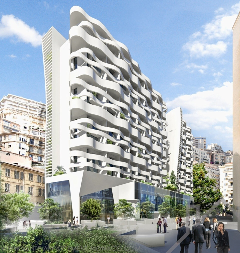 Double Parking - Le Stella - Apartments for rent in Monaco