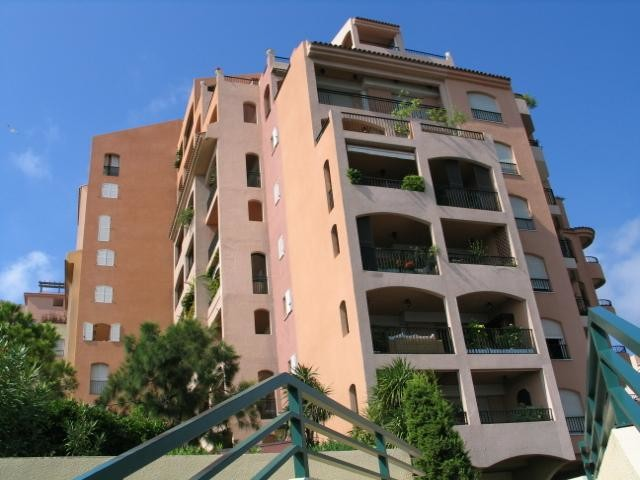 Grand Large: beautiful 2 rooms furnished with sea view - Apartments for rent in Monaco